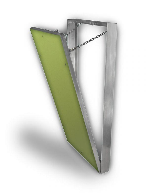 Съёмный алюминиевый ЛАЙТ 900х400 мм
